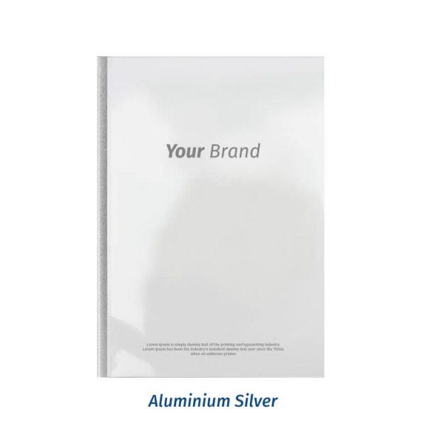 UniFLex Thumb Aluminium Silver - Prime Grafix & Unibind, Printing & Binding, Australia