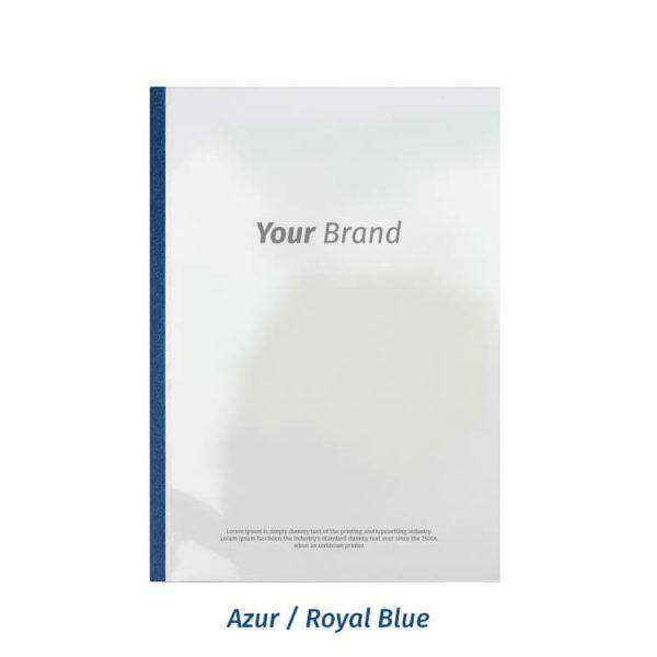 UniFLex Thumb Azur Royal Blue - Prime Grafix & Unibind, Printing & Binding, Australia