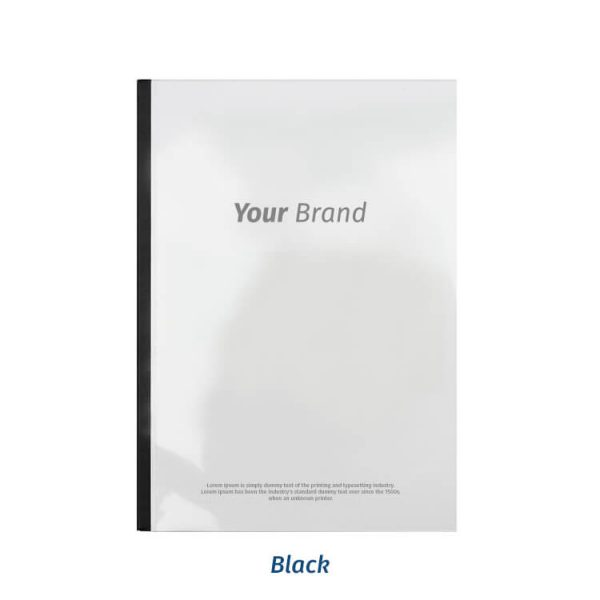 UniFLex Thumb Black - Prime Grafix & Unibind, Printing & Binding, Australia