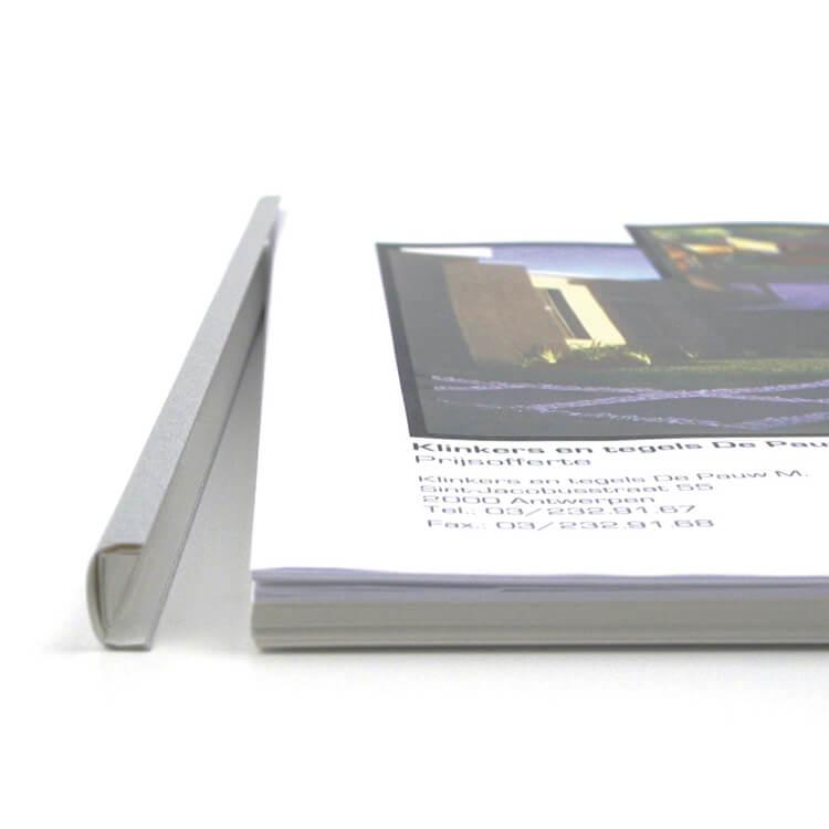 UniBack Site Photos Close up - Prime Grafix & Unibind, Printing & Binding, Australia