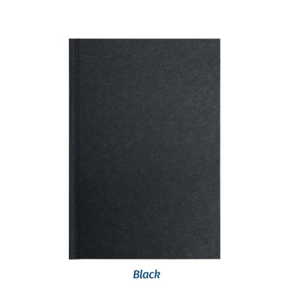 Meeting Books Thumb Black - Prime Grafix & Unibind, Printing & Binding, Australia