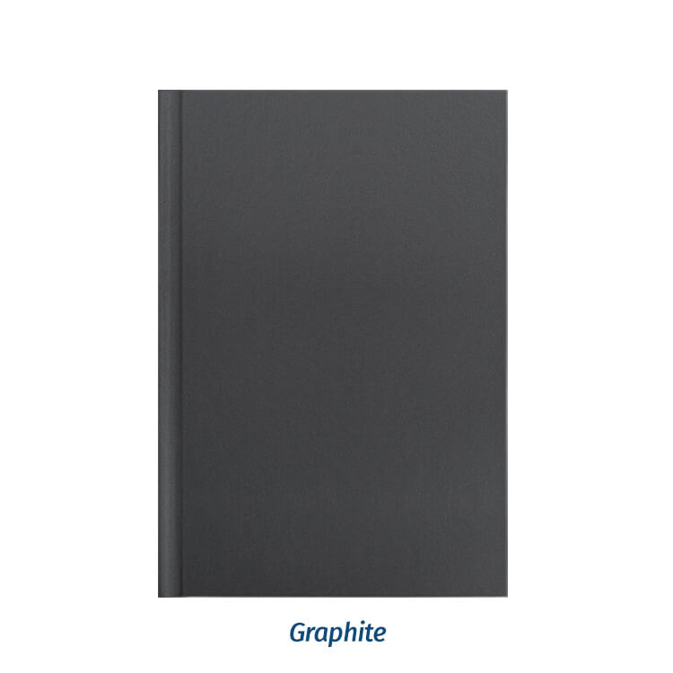 Meeting Books Thumb Graphite - Prime Grafix & Unibind, Printing & Binding, Australia