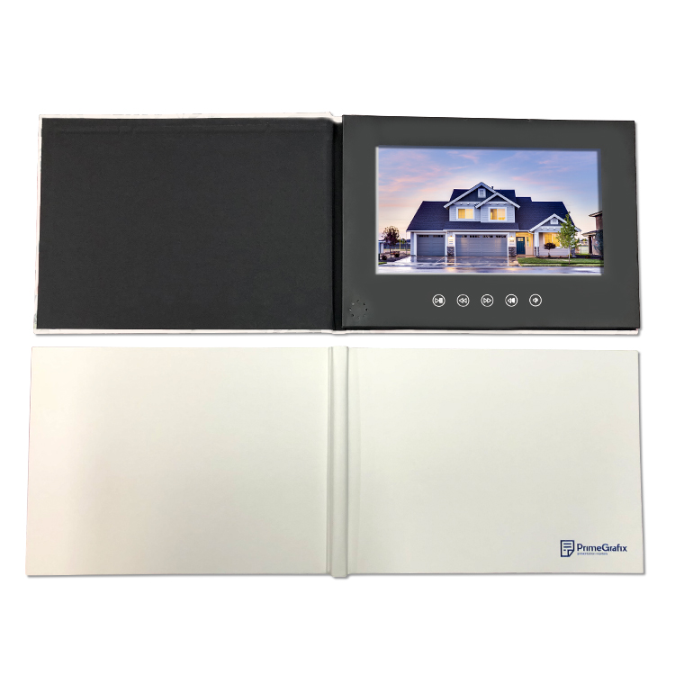 Video Books - Printing & Binding Solutions